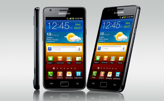 Samsung I9100 Galaxy S II Picture
