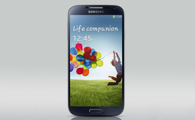 Samsung Galaxy S4 Display