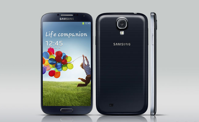 Samsung Galaxy S4 Picture