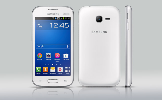Samsung Galaxy Star Pro Picture