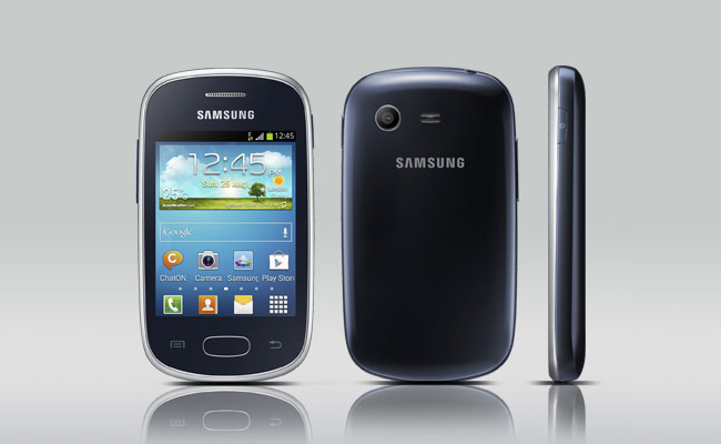 Samsung Galaxy Star Picture