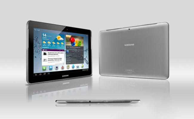Samsung Galaxy Tab 2 10.1 Picture
