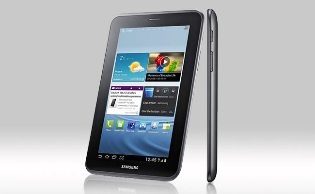 Samsung Galaxy Tab 2 7.0 Picture