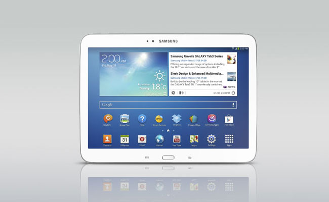 Samsung Galaxy Tab 3 10.1 P5220 Picture