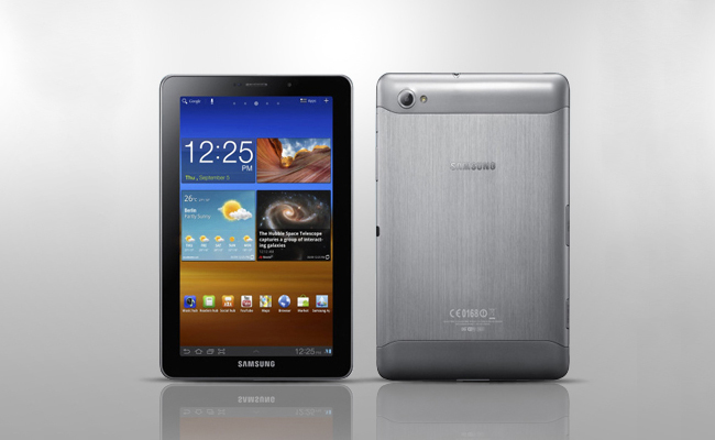 Samsung Galaxy Tab 7.7 Picture
