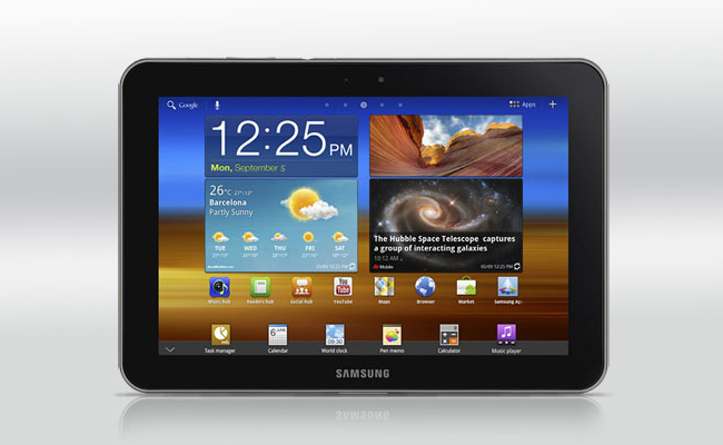 Samsung Galaxy Tab 8.9 LTE Picture