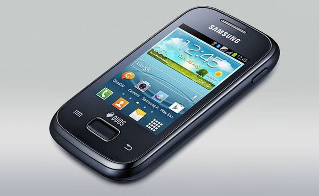 Samsung Galaxy Y Plus Picture