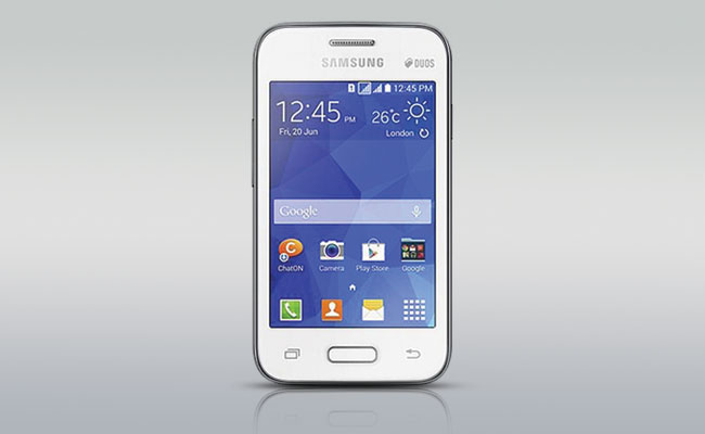Samsung Galaxy Young 2 Picture