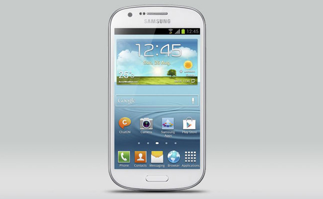 Samsung Galaxy Young Picture