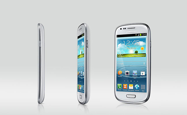 Samsung Galaxy S III mini Picture