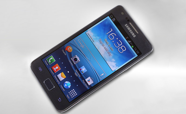 Samsung Galaxy S2 Plus Display