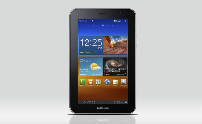 Samsung P6200 Galaxy Tab 7.0 Plus Picture