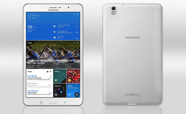Samsung Galaxy Tab Pro 8.4 Pictures