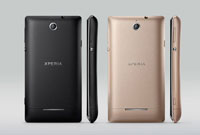 Sony Xperia E Dual Colors