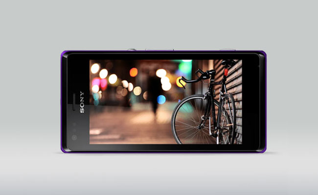Sony Xperia M Picture