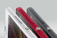 Sony Xperia SP Colors