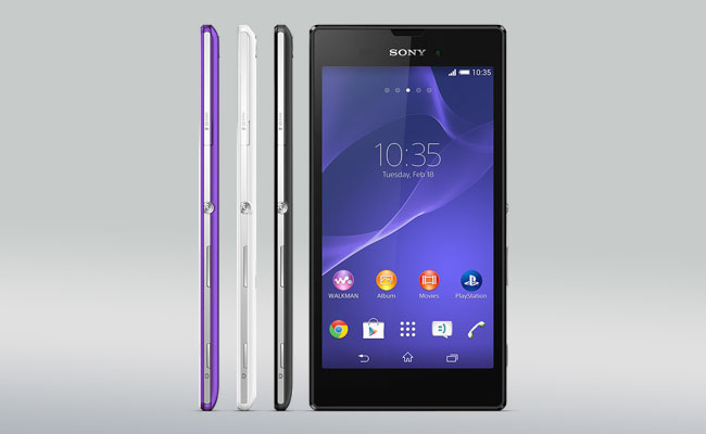 Sony Xperia T3 Colors