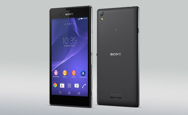 Sony Xperia T3 Picture