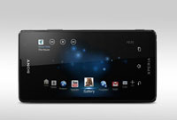 Sony Xperia TX Display