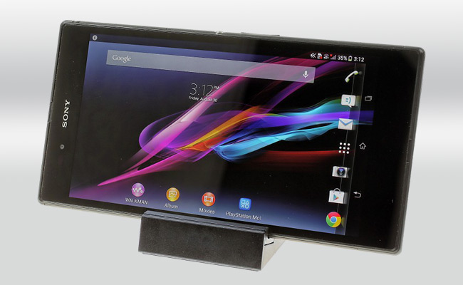 Sony Xperia Z Ultra Features