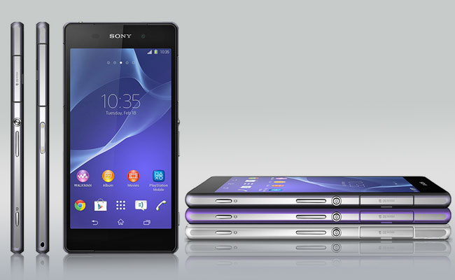 Sony Xperia Z2 Picture